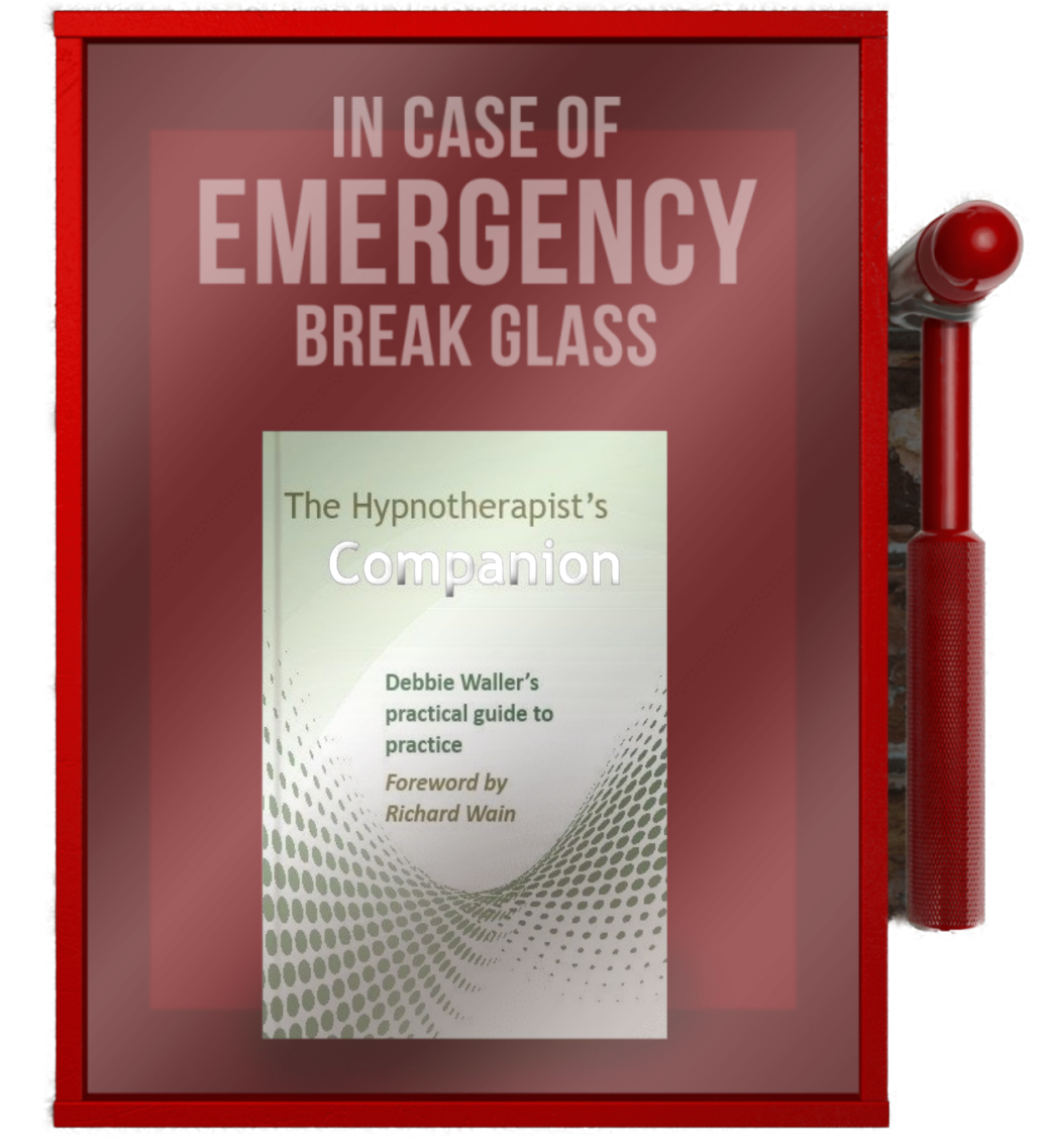 emergency help for therapists