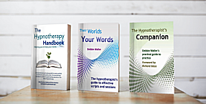 books by Debbie Waller of Yorkshire Hypnotherapy Training